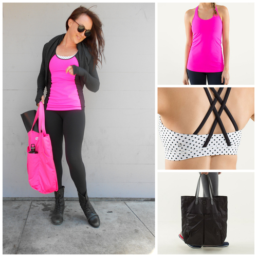 Lululemon.com:  Mod Moves Tank | Wunder Unders | Energy Bra | Iconic Wrap