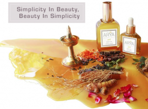 Organic Beauty Arya Essentials Oils