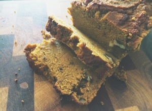 Fresh Pumpkin Bread | The Organic Beauty