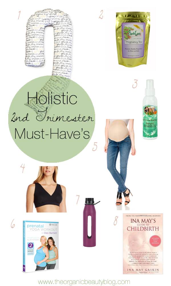 Holistic-2nd-Trimester-Must-Haves
