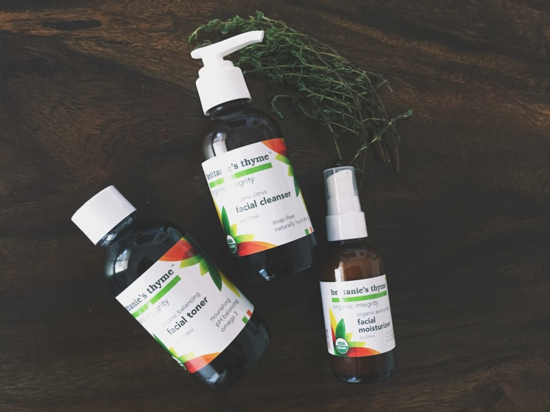 Brittanie's Thyme | The Organic Beauty Blog