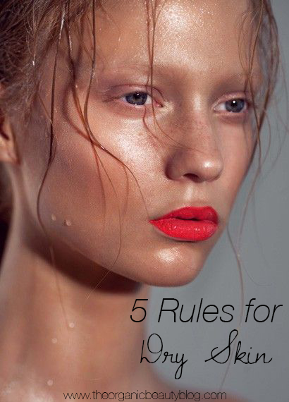 5-rules-for-dry-skin