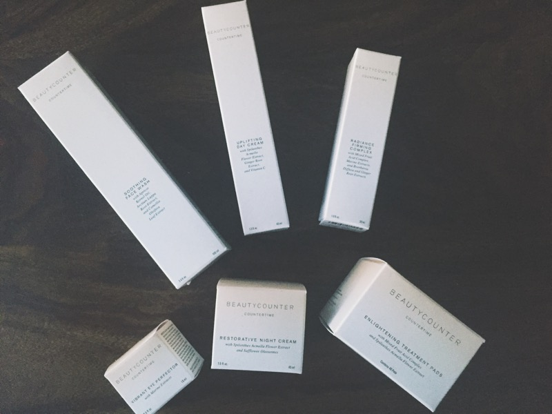 Beautycounter Countertime Collection | The Organic Beauty Blog