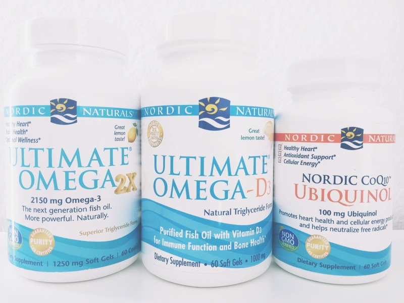 Nordic Naturals Fish Oil | The Organic Beauty Blog