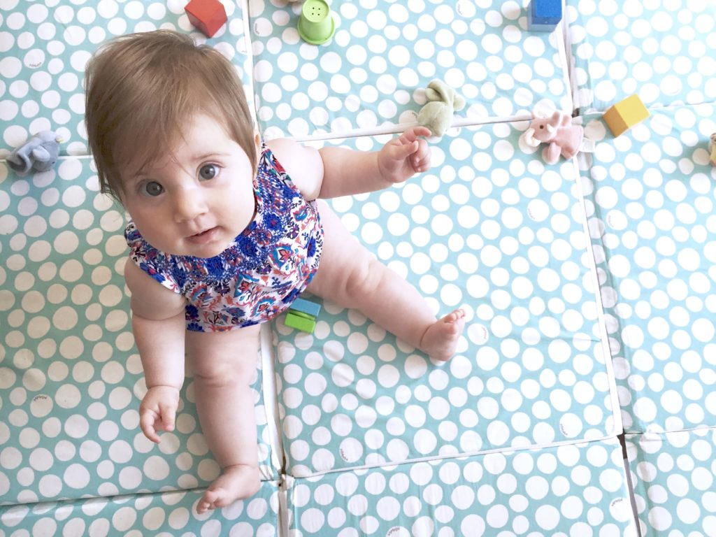 Corkimat Non-Toxic Play Mats | The Organic Beauty