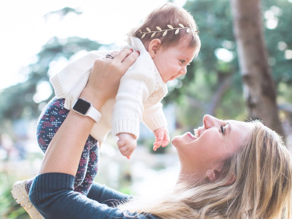 5 Secrets to Happier Motherhood
