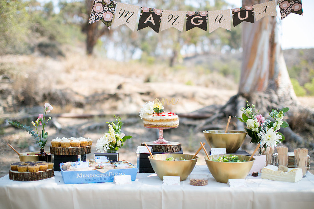 Boho Floral 1st Birthday | The Organic Beauty Blog