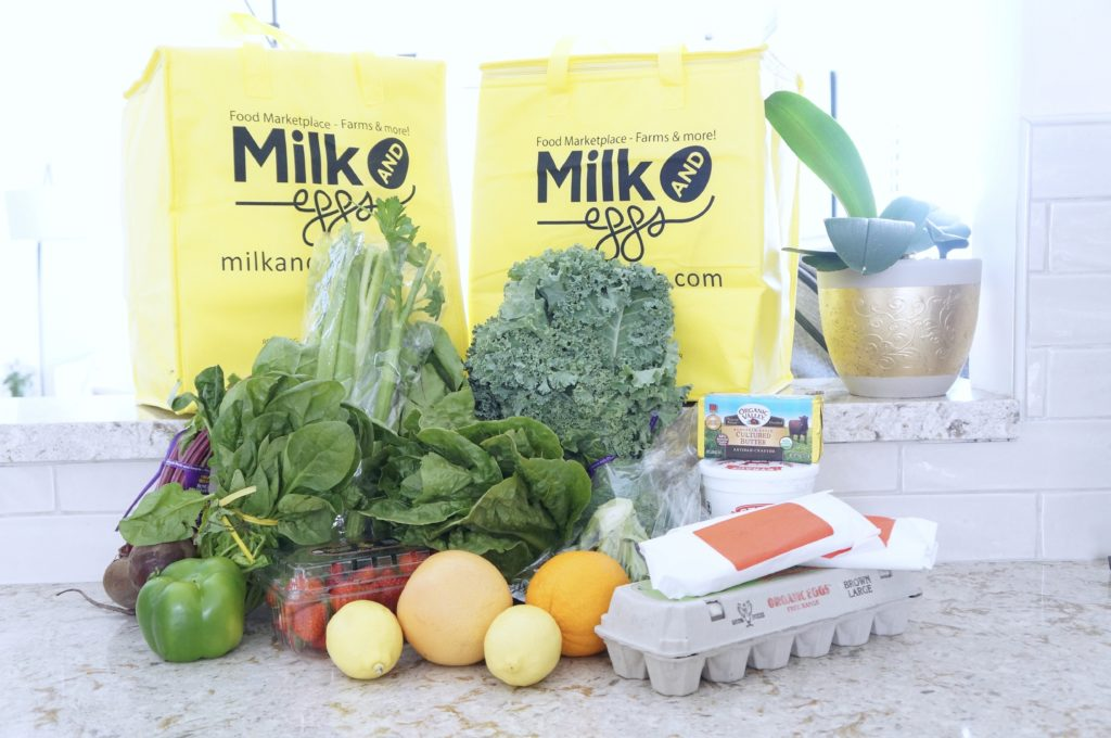 Affordable Farm-Fresh Groceries Delivered | The Organic Beauty Blog