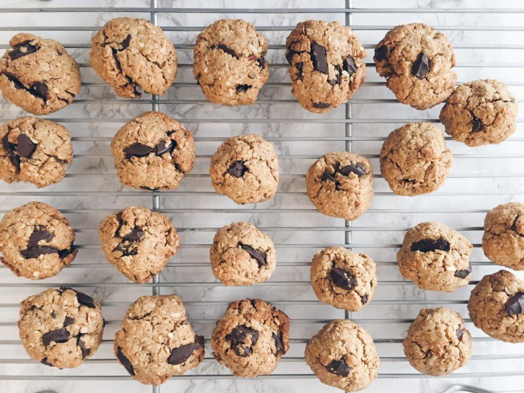 The BEST Lactation Cookies