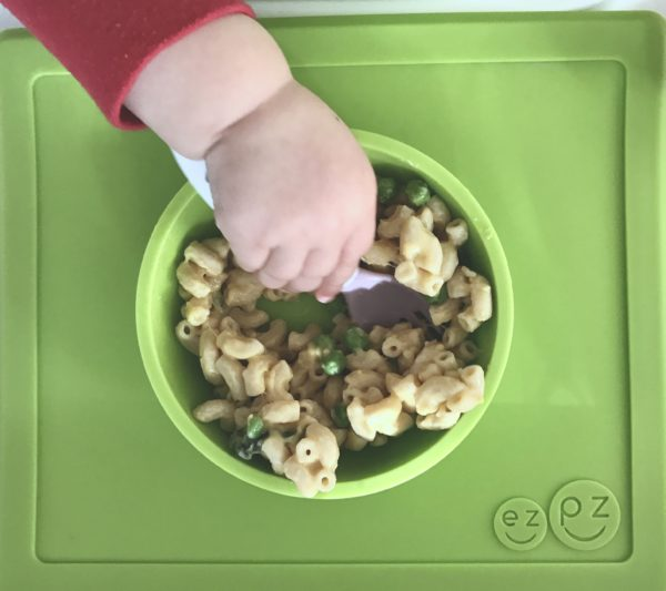 A week of healthy toddler meals the organic beauty for Absolutely delish cuisine