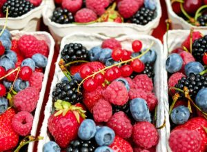 3 Berry Recipes | The Organic Beauty Blog